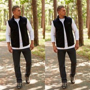 The North Face Windwall Vest Fleece Jacket Zip